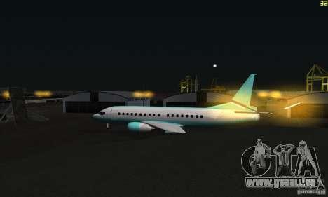 AT-400 auf allen Flughäfen für GTA San Andreas