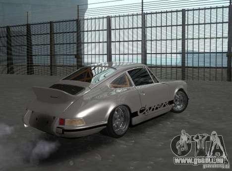 Porsche Carrera RS pour GTA San Andreas vue de droite