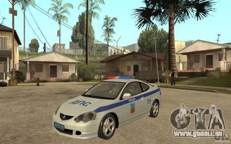Acura RSX-S DPS Barnaul Stadt für GTA San Andreas