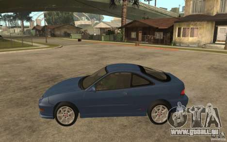 Honda Integra Type-R (Stock) für GTA San Andreas linke Ansicht