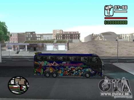 Neoplan pour GTA San Andreas vue de droite