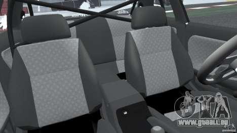 Nissan Silvia S13 Non-Grata [Final] pour GTA 4 est une vue de l'intérieur