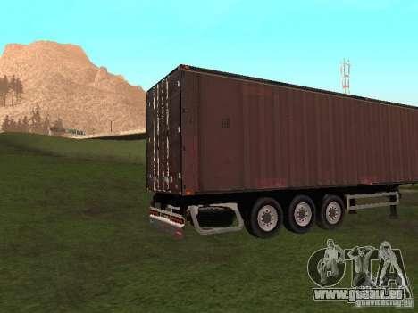 Nouveau trailer pour GTA San Andreas moteur