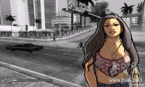 Loadscreens in GTA-IV Style für GTA San Andreas siebten Screenshot