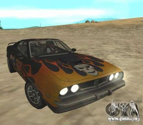 Bullet from FlatOut 2 pour GTA San Andreas