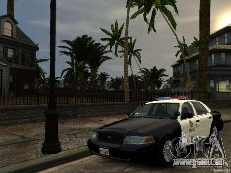 Ford Crown Victoria LAPD [ELS] pour GTA 4