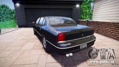 Chrysler New Yorker LHS 1994 für GTA 4 hinten links Ansicht