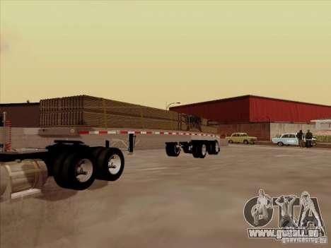Trailer Artict1 pour GTA San Andreas