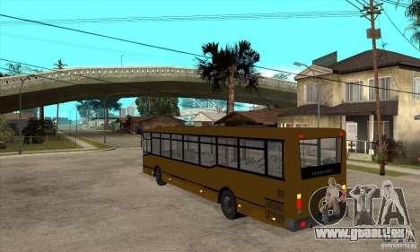 Wolzhanin 52702 für GTA San Andreas zurück linke Ansicht