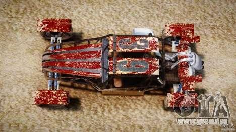 Buggy Avenger v1.2 pour GTA 4 est un droit