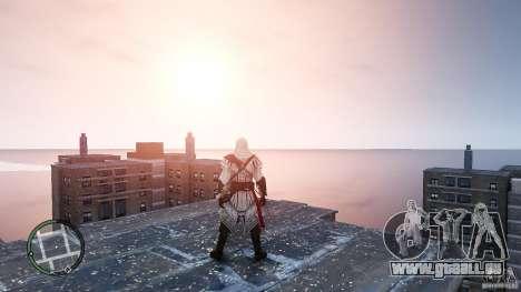 Assassins Creed II Ezio für GTA 4 Sekunden Bildschirm