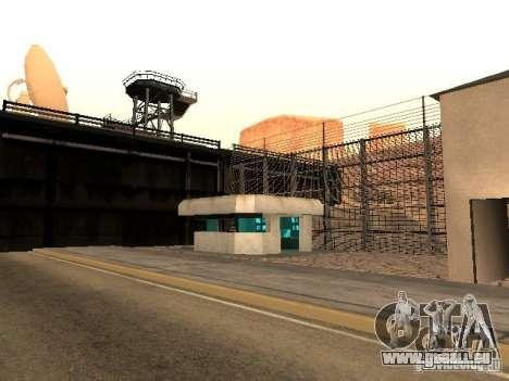 Prison Mod pour GTA San Andreas troisième écran