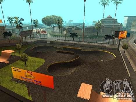 New SkatePark für GTA San Andreas