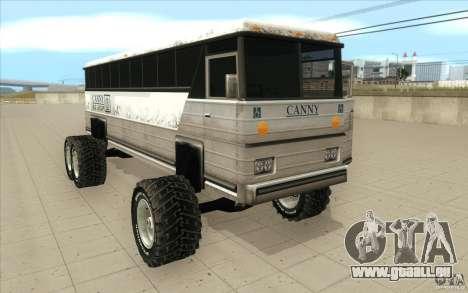 Bus monster [Beta] für GTA San Andreas