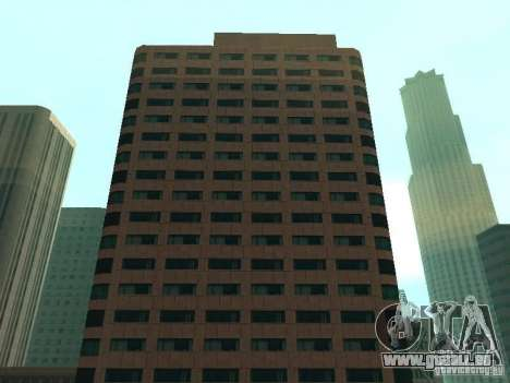 DownTown NEW für GTA San Andreas her Screenshot