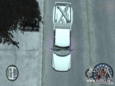 Dodge Ram 3500 für GTA 4 Seitenansicht