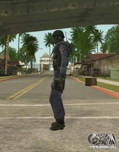 Counter-terrorist für GTA San Andreas zehnten Screenshot