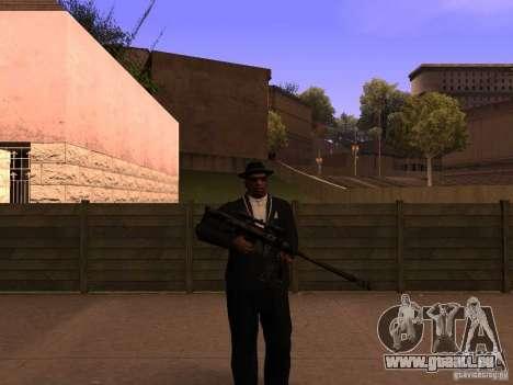 M95 Barrett Sniper pour GTA San Andreas deuxième écran