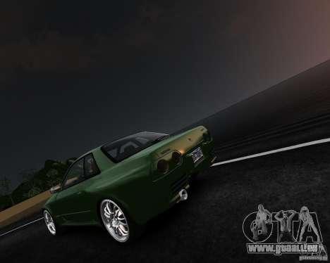 Nissan Skyline R32 GTS-t Veilside für GTA 4 linke Ansicht