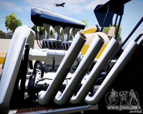 Raketomobil′ pour GTA 4 Vue arrière de la gauche