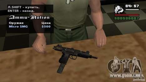 Montage HD pour GTA San Andreas septième écran