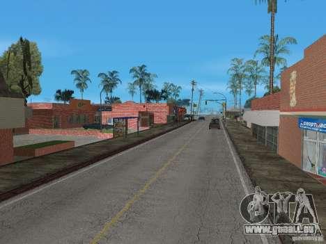 Nouveau Groove Street pour GTA San Andreas sixième écran