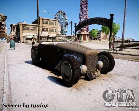 Roadster High Boy für GTA 4