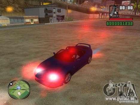 Xenon v3.0 für GTA San Andreas zweiten Screenshot