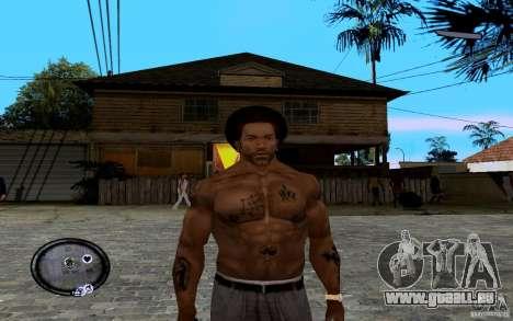 Neue CJ für GTA San Andreas zehnten Screenshot