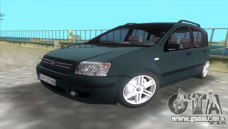 Fiat Panda 2004 für GTA Vice City