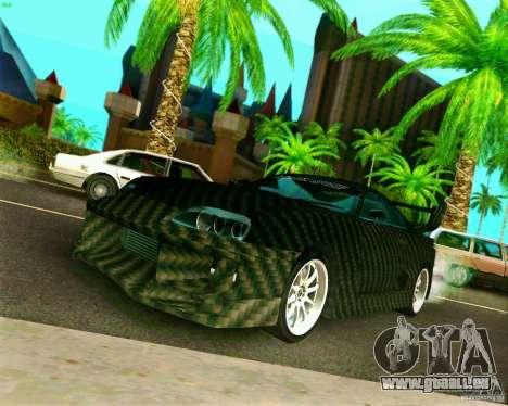 Toyota Supra Carbon pour GTA San Andreas