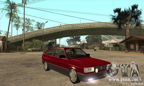 Volkswagen Gol GTS 1994 pour GTA San Andreas vue arrière