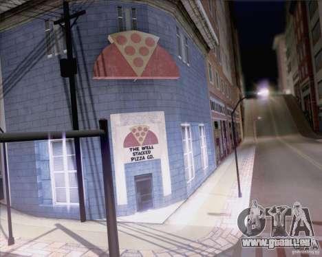 SA_NGGE ENBSeries v1.1 pour GTA San Andreas sixième écran