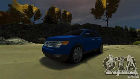 Ford Edge 2007 pour GTA 4
