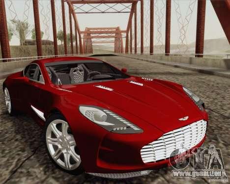 New Carcols für GTA San Andreas siebten Screenshot