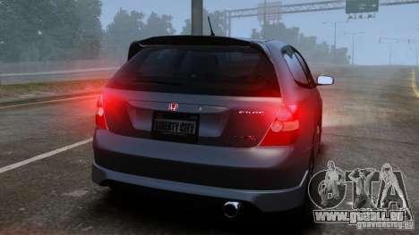Honda Civic Type-R (EP3) pour GTA 4 est un droit