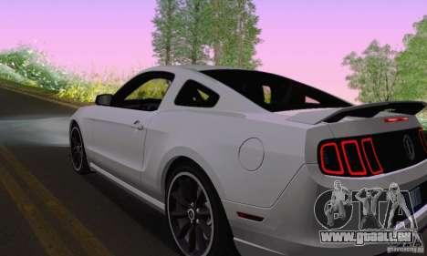 ENBSeries by dyu6 v6.0 pour GTA San Andreas sixième écran