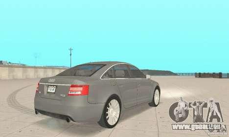 Audi A6 3.0 TDI quattro 2004 pour GTA San Andreas