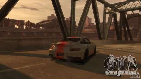 Porsche 911 GT2 pour GTA 4 est une gauche