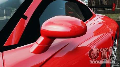 SRT Viper GTS-R 2012 v1.0 für GTA 4 Seitenansicht