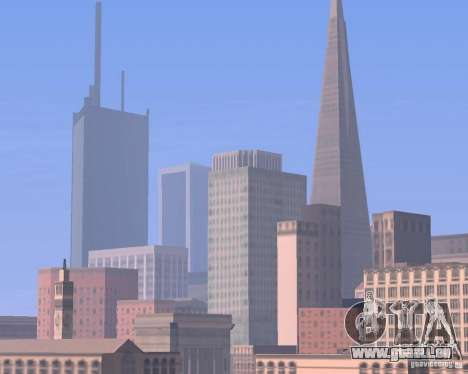 Real World ENBSeries v4.0 für GTA San Andreas sechsten Screenshot