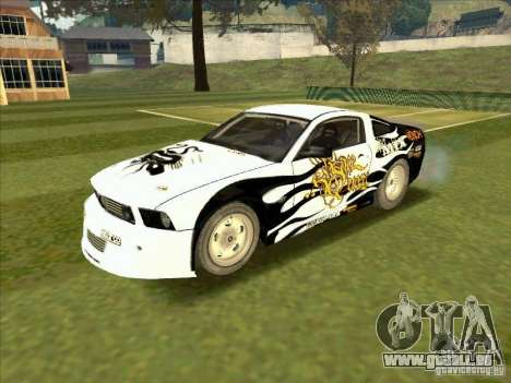 Ford Mustang Drag King from NFS Pro Street für GTA San Andreas