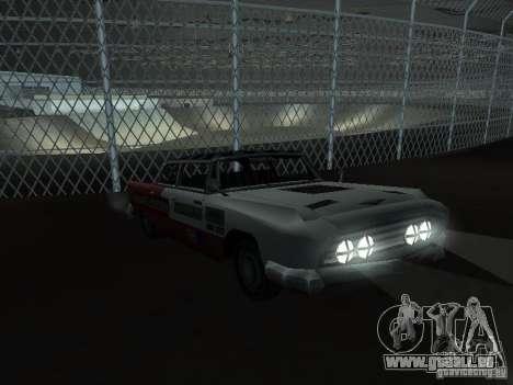 Bloodring Banger (A) von Gta Vice City für GTA San Andreas obere Ansicht