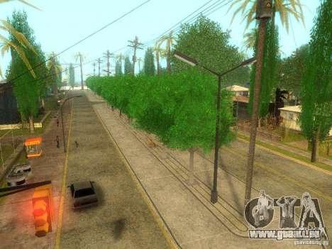 Grove Street pour GTA San Andreas