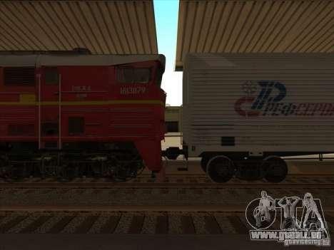 2te10v-4833 pour GTA San Andreas laissé vue