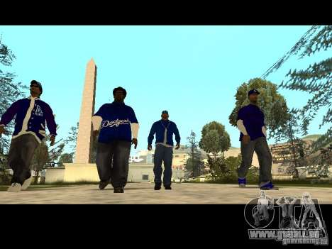 Piru Street Crips für GTA San Andreas elften Screenshot
