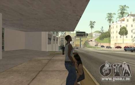 Blow Job pour GTA San Andreas deuxième écran