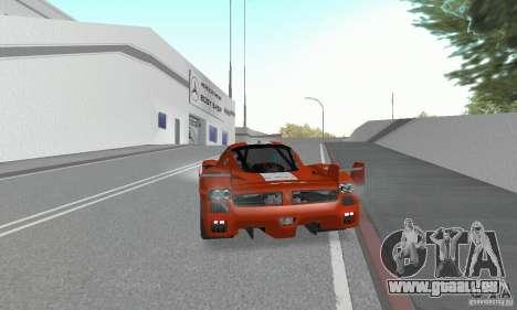 Ferrari FXX pour GTA San Andreas laissé vue