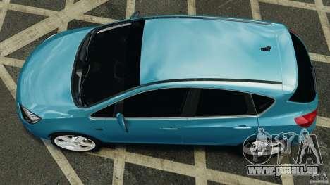 Opel Astra 2010 v2.0 pour GTA 4 est un droit