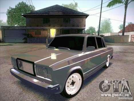 VAZ 2107 criminel pour GTA San Andreas